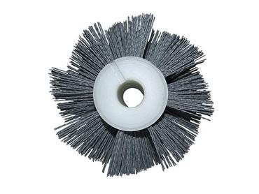 Bürstenwalze für Cimex X 46 Nylon-Grit 0,35 mm grau Körnung 600 – Bild 4