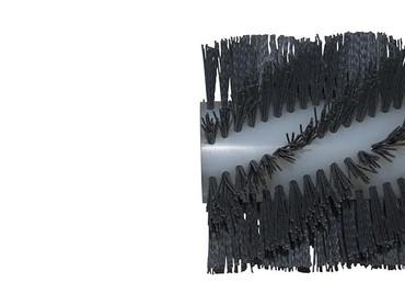 Bürstenwalze für Cimex X 46 Nylon-Grit 0,35 mm grau Körnung 600 – Bild 5