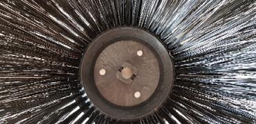 Drahtbürste für Cleanfix KS 700 – Bild 2