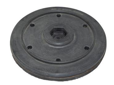 Treibteller für Gutbrod NRA 470 - Streifenhaftbelag mit Moosgummi – Bild 2