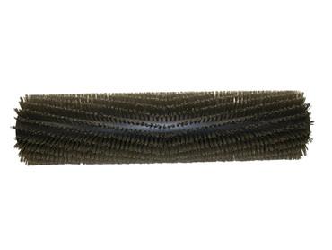 Bürstenwalze für Tennant 528 Nylon-Grit 1,2 mm grau Körnung 120 – Bild 1