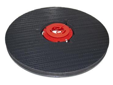 Treibteller für Gansow ...53/...100/...105 roter Flansch - Vollhaftbelag mit Moosgummi – Bild 1